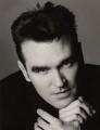 Morrissey, by Trevor Leighton - NPG x76320