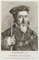 William Paulet, 1st Marquess of Winchester, by Unknown engraver - NPG D19801