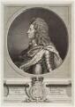 King George I, probably by François Chéreau the Elder, after  Sir Godfrey Kneller, Bt - NPG D19804
