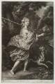 Charles Lennox, 1st Duke of Richmond and Lennox, by Bernard Lens (II), published by  Edward Cooper - NPG D19811