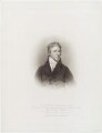 Sir George Howland Beaumont, 7th Bt, by John Samuel Agar, published by  T. Cadell & W. Davies, after  John Wright, after  John Hoppner - NPG D19827