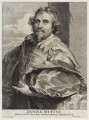 Daniel Mytens, by Paulus Pontius (Paulus Du Pont), after  Sir Anthony van Dyck - NPG D19830
