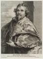 Daniel Mytens, by Paulus Pontius (Paulus Du Pont), after  Sir Anthony van Dyck - NPG D19830