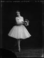 Marie Toussain, by Bassano Ltd - NPG x103486