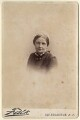 Frances Lucy ('Flu') Arnold (née Wightman), by Benjamin Joseph Falk - NPG x126745