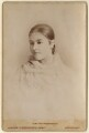 Lucy (née King), Countess of Egmont (later Mrs Brisco), by London Stereoscopic & Photographic Company - NPG x126753