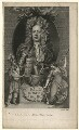 John Churchill, 1st Duke of Marlborough, by A. Smith, published by  Thomas Cadell the Elder, published by  Richard Baldwin, after  Sir Godfrey Kneller, Bt - NPG D16655