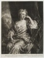 Sarah Churchill (née Jenyns (Jennings)), Duchess of Marlborough, by and published by John Simon, after  Sir Godfrey Kneller, Bt - NPG D19837