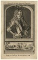 John Churchill, 1st Duke of Marlborough, by B. Cole - NPG D16660