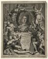 John Churchill, 1st Duke of Marlborough, by Pieter Sluiter (Sluyter), sold by  Daniel van den Dalen, sold by  Andries van Damme - NPG D16661