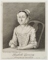 Elizabeth Canning, by Louis Philippe Boitard, published by  Thomas Bowles Jr, published by  John Bowles - NPG D19865