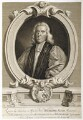 William Lloyd, by George Vertue, after  Thomas Forster - NPG D19874