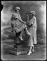 Hilda Kirkby; Evelyn Kirkby, by Bassano Ltd - NPG x103836