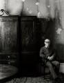 Roy Ward Baker (Roy Horace Baker), by Callum Bibby - NPG x25241