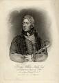 George William Manby, by Thomas Blood, published by  James Asperne, after  Samuel Lane - NPG D16709