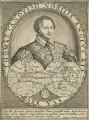 Thomas Cavendish, by Jodocus Hondius - NPG 6677