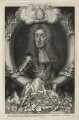 King James II, by George Vertue, after  Sir Godfrey Kneller, Bt - NPG D16727