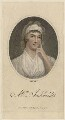 Elizabeth Inchbald, by William Ridley, published by  Vernor & Hood - NPG D16737