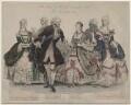 H.M. Bal Costumé June 6 1845, by Unknown artist - NPG D16761