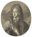Prince James Francis Edward Stuart, by François Chéreau the Elder, after  Alexis Simon Belle - NPG D16754
