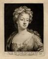 Sarah Churchill (née Jenyns (Jennings)), Duchess of Marlborough, by George Vertue, after  Sir Godfrey Kneller, Bt - NPG D16763
