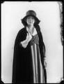 Marda Vanne (née Margaretha van Hulsteyn), by Bassano Ltd - NPG x103910
