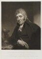 Joseph Nollekens, by Charles Turner, published by  Abraham Wivell, after  Sir William Beechey - NPG D19879