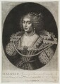 Princess Elizabeth, Queen of Bohemia and Electress Palatine, by and published by John Faber Sr, after  Michiel Jansz. van Miereveldt - NPG D19892