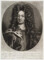 King George I when Elector of Hanover, by and published by John Smith, after  Johann Leonhard Hirschmann - NPG D19903