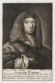 Samuel Butler, by John Nixon, after  Sir Peter Lely - NPG D19909