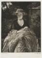 Nelly O'Brien, by Samuel Okey, after  Sir Joshua Reynolds - NPG D19911