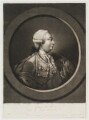 King George III, by Jonathan Spilsbury, published by  Thomas Jefferys - NPG D19913