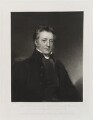 William Hale Hale, by and published by William Walker, after  Thomas Woolnoth - NPG D19914