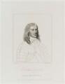 Richard Cromwell, by William Nelson Gardiner, after  Silvester Harding, after  Samuel Cooper - NPG D19917