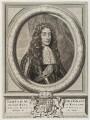 King James II, published by Nicolaes Visscher II - NPG D19924