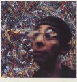 Derek Jarman, by Richard Hamilton - NPG 6680