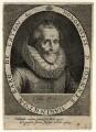 John Harington, 1st Baron Harington of Exton, by Magdalena de Passe, by  Willem de Passe - NPG D16771