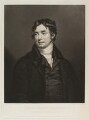 Samuel Taylor Coleridge, by William Say, published by  Marseille Middleton Holloway, after  James Northcote - NPG D19942
