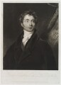 Robert Southey, by and published by Henry Edward Dawe, published by  Martin Colnaghi, after  Samuel Lane - NPG D19945