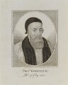 Thomas Goodrich (or Goodricke), published by William Smith - NPG D19948