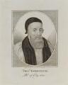 Thomas Goodrich (or Goodricke), published by William Smith - NPG D19948