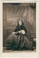 Helen Faucit (Helena (née Faucit Saville), Lady Martin), by Camille Silvy - NPG x23324