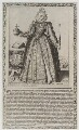 Queen Elizabeth I, by and published by Christoffel van Sichem (Voschem), after  Unknown artist - NPG D19969