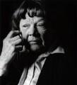 Elspeth Josceline Huxley (née Grant), by Granville Davies - NPG x15061