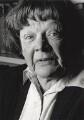 Elspeth Josceline Huxley (née Grant), by Granville Davies - NPG x24121