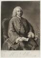 Ralph Allen, by John Faber Jr, after  Thomas Hudson - NPG D19992