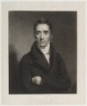 Francis Jeffrey, Lord Jeffrey, by Samuel Cousins, published by  William Walker, after  Colvin Smith - NPG D19998