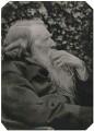 John Ruskin, by Sarah Angelina Acland - NPG x5588
