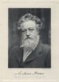 William Morris, by Sir Emery Walker, printed by  Walker & Cockerell - NPG Ax19697
