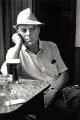 John Barrington Wain, by Granville Davies - NPG x23465